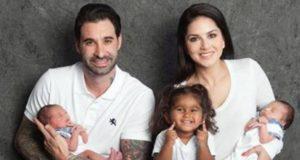 सनी लियोनी बनीं 3 बच्चों की मां, बेटों की फोटो शेयर कर लिखा ये EMOTIONAL मैसेज…