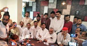 हरिद्वार में बोले राजेन्द्र चौधरी, केंद्र सरकार की नीतियों से जनता में निराशा का माहौल