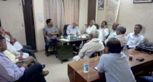 पुरानी पेन्शन योजना:बिजली कर्मचारियों ने हड़ताल का समर्थन किया, 27 अक्टूबर तक मांग पूरी न हुई तो बिजली कर्मचारी आन्दोलन हेतु बाध्य होंगे