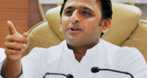 अखिलेश यादव ने कहा है UP में भाजपा सरकार के दो वर्षों में ही विकास अवरूद्ध हो गया है