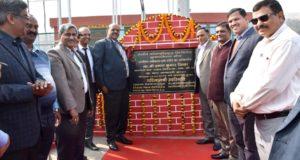 एनसीएल के कृष्णशिला क्षेत्र को मिली नई वर्कशॉप , सीएमडी  पी॰ के॰ सिन्हा ने किया शुभारंभ