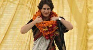 राजनीति में उतरीं प्रियंका गांधी, कांग्रेस ने दी पूर्वी यूपी की कमान