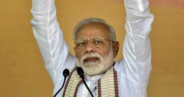 वाराणसी में PM मोदी ने कहा , नए भारत में जनता को लूटने वालों को सजा और ईमानदारों को सम्मान मिलेगा