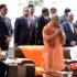 केंद्र और प्रदेश की सरकारें शहीदों के परिवारों के साथ हमेशा खड़ी रहेंगी—-मुख्यमंत्री योगी