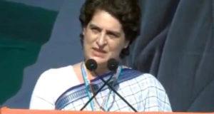 गुजरात में प्रियंका गांधी बोलीं-  जो बड़े-बड़े वादे करते हैं उनसे पूछिए कि दो करोड़ रोजगार कहां हैं?