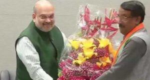 BJP में शामिल हुए टॉम वडक्कन, कांग्रेस ने कहा- उनके जाने का दुख
