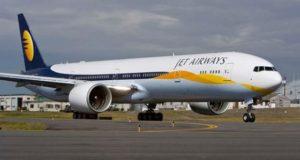 जेट एयरवेज पर मंडराया संकट, पायलटों की 1 अप्रैल से उड़ान बंद करने की चेतावनी
