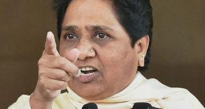 मायावती ने  कहा  बीएसपी कांग्रेस के साथ कोई गठबंधन नहीं करेगी,उनका गठबंधन राज्य में बीजेपी को पराजित करने में पूरी तरह से सक्षम