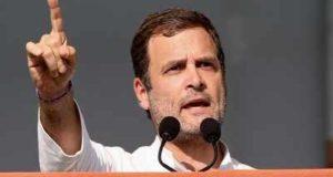 राहुल गांधी का PM मोदी पर निशाना- हमने मसूद अजहर को पकड़ा, आपने छोड़ दिया