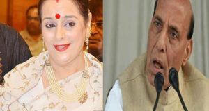 सपा में शामिल हुईं पूनम सिन्हा, लखनऊ से राजनाथ सिंह के खिलाफ लड़ेंगी चुनाव
