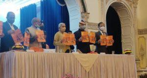 संस्कृत को जाने बिना भारतीय संस्कृति की महत्ता को जाना नहीं जा सकता — राज्यपाल आनंदीबेन पटेल