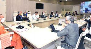 केन्द्र एवं राज्य सरकार के साझा प्रयासों से देश एवं प्रदेश को विकास की नई दिशा प्राप्त होगी: मुख्यमंत्री