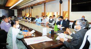 मेरठ में स्पोर्टस युनिवर्सिटी की स्थापना हेतु खेल विभाग  को निःशुल्क भूमि —मुख्य सचिव