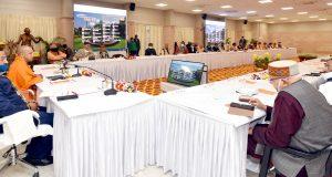 ई-कैबिनेट व्यवस्था लागू हो जाने से मंत्रिपरिषद की कार्यवाही पेपरलेस हो जाएगी—मुख्यमंत्री योगी
