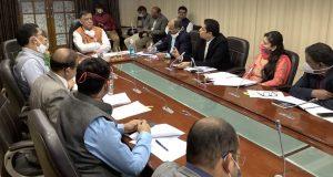 UP में सरप्लस औद्योगिक भूमि के उपयोग हेतु बनेगी नीति—मंत्री सतीश महाना