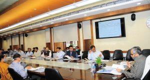 गंगा एक्सप्रेसवे के लिए भूमि क्रय/अधिग्रहण के कार्य में तेजी लाई जाये—-मुख्य सचिव