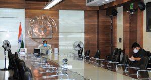 मुख्य सचिव की अध्यक्षता में नोएडा इंटरनेशनल एयरपोर्ट लिमिटेड (नायल) की हुई 9वीं बोर्ड बैठक