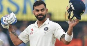 कप्तान के रूप में दोहरा शतक बनाने वाले पहले भारतीय खिलाड़ी बने विराट कोहली