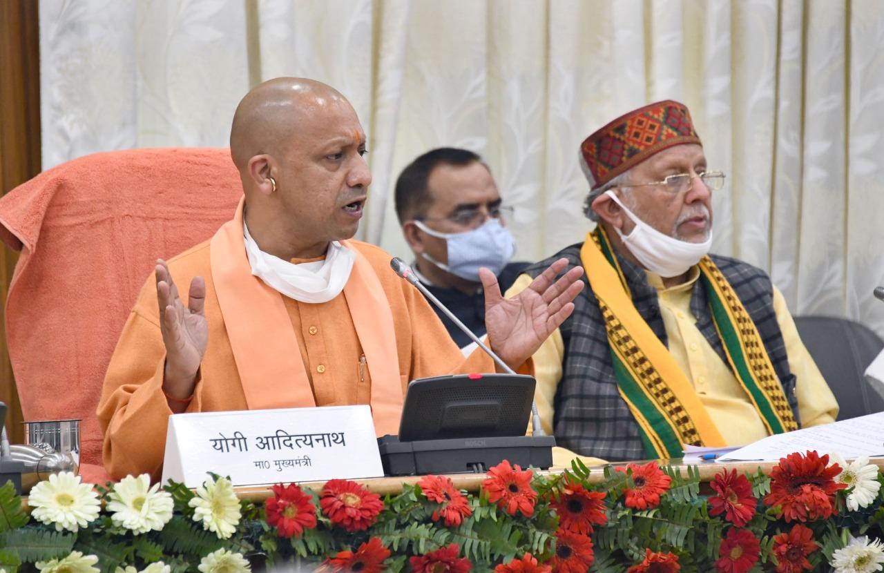 मुख्यमंत्री योगी के प्रयास से ऑक्सीजन की आपूर्ति में हुई रिकार्ड बृद्धि