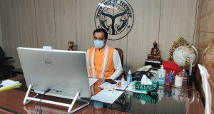 कानपुर में ऑक्सीजन, दवाओं की कमी न होने पाए और किसी भी चीज की कालाबाजारी ना हो—उपमुख्यमंत्री केशव प्रसाद मौर्य