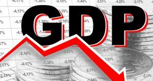 कोरोना की दूसरी लहर से धड़ाम हुई अर्थव्यवस्था, जीडीपी में आई 7.3 फीसदी की गिरावट
