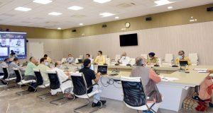 सभी के सहयोग से राज्य में कोविड संक्रमण को नियंत्रित करने में उल्लेखनीय सफलता मिली— मुख्यमंत्री