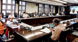 प्रदेश में कोविड संक्रमण के मामलों में आशानुकूल तेजी से कमी आयी — मुख्यमंत्री