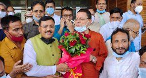पुष्कर सिंह धामी होंगे उत्तराखंड के सबसे युवा CM