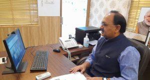 अमेरिका एवं UP के मध्य व्यापारिक रिश्तों को मजूबत करने के लिए स्ट्रेटजिक पार्टनर के रूप में कार्य किया जायेगा— मंत्री  सिद्धार्थ नाथ सिंह