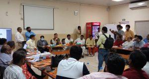 जनपद हापुड़ के मसूरी गुलावटी औद्योगिक क्षेत्र के उद्यमियों की जल्द पूरी होंगी मांगें— मंत्री सतीश महाना